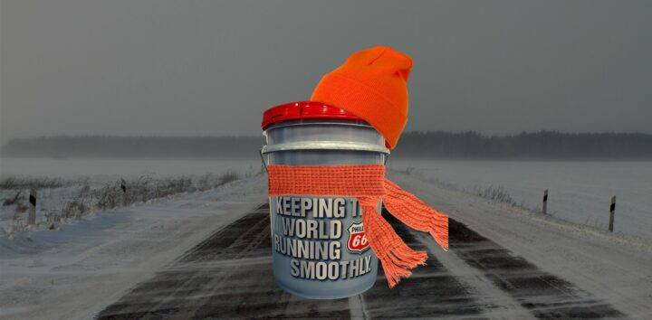 How to Protect Oil & Grease Equipment During Winter