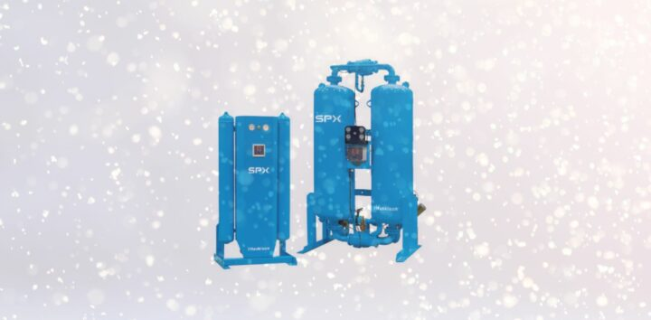 Preparing Compressed Air Units for Freezing Temps