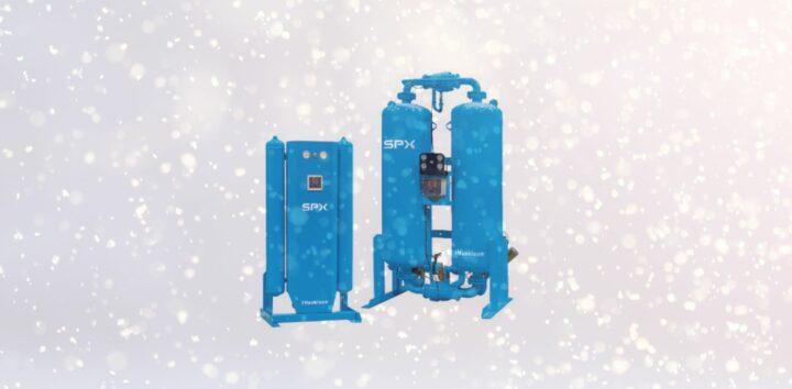 Preparing Compressed Air Units for Freezing Temps