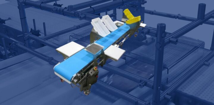 Conveyors Designed for Food Safety