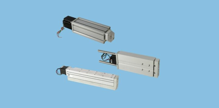 NEW Compact Guided Electric Actuators from Norgren