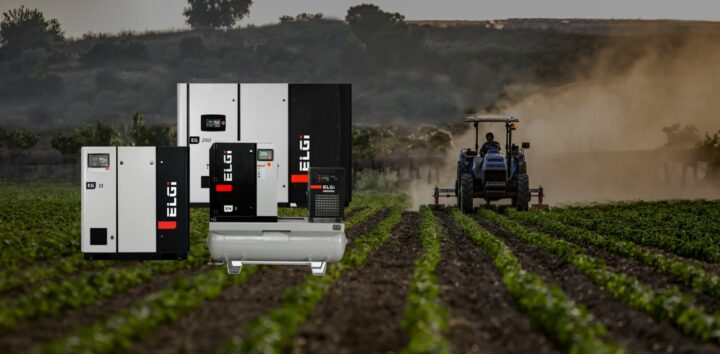 Compressed Air for Agriculture