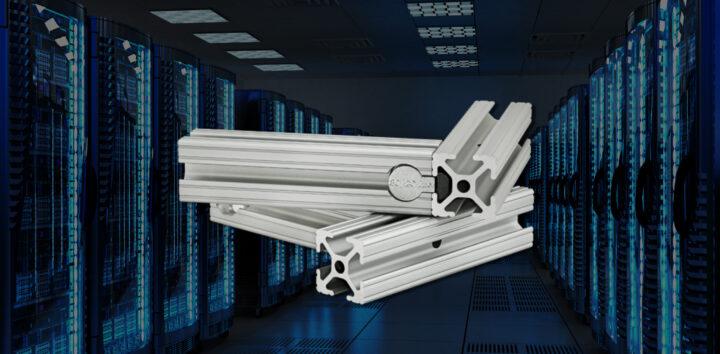 Aluminum Extrusion for Data Centers