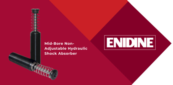 Enidine Mid-Bore Shock Absorbers