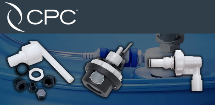 CPC Packaging and Dispensing Connectors