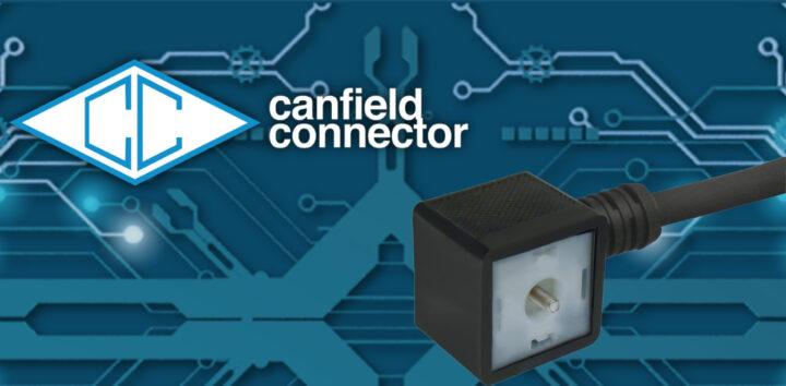 Canfield Solenoid Valve Connectors