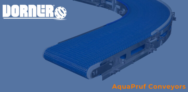 Benefits of Dorner's AquaPruf Conveyors